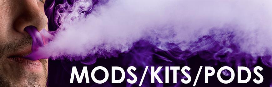 MODS/ KITS/ PODS